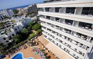 Fachada Hotel Coral Suites & Spa