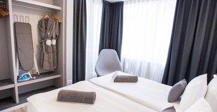 Suite vista Mar Hotel Coral Suites & Spa