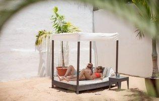 Zonas comunes Hotel Coral Suites & Spa