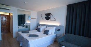 Junior suite estándar Hotel Coral Suites & Spa